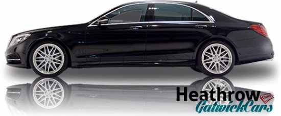 Airport Transportation Facilities In London
