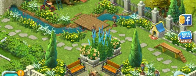 Gardenscapes Hack Tool Android