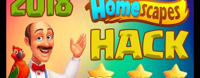 Homescapes Cheat Hack - Free Unlimited Coins - For IOS/Android Devices