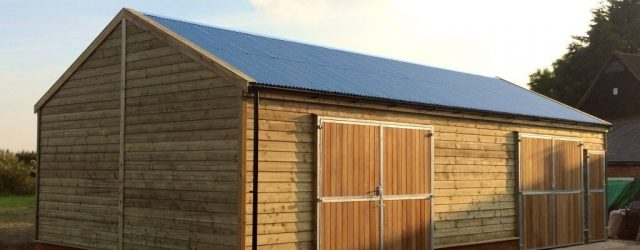 Take advantage of Out Of Sectional Garages